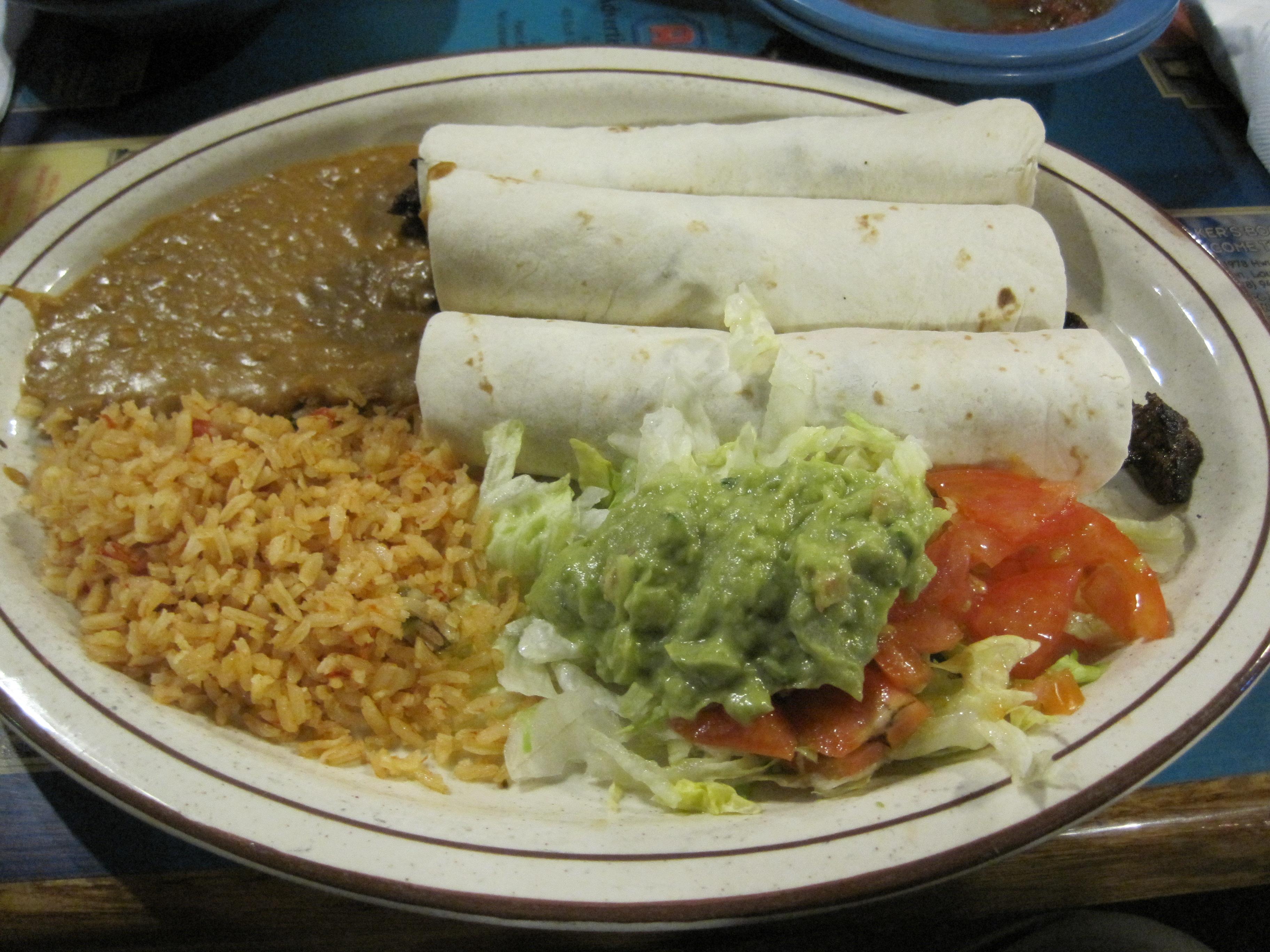 Mexican Food Haughton La