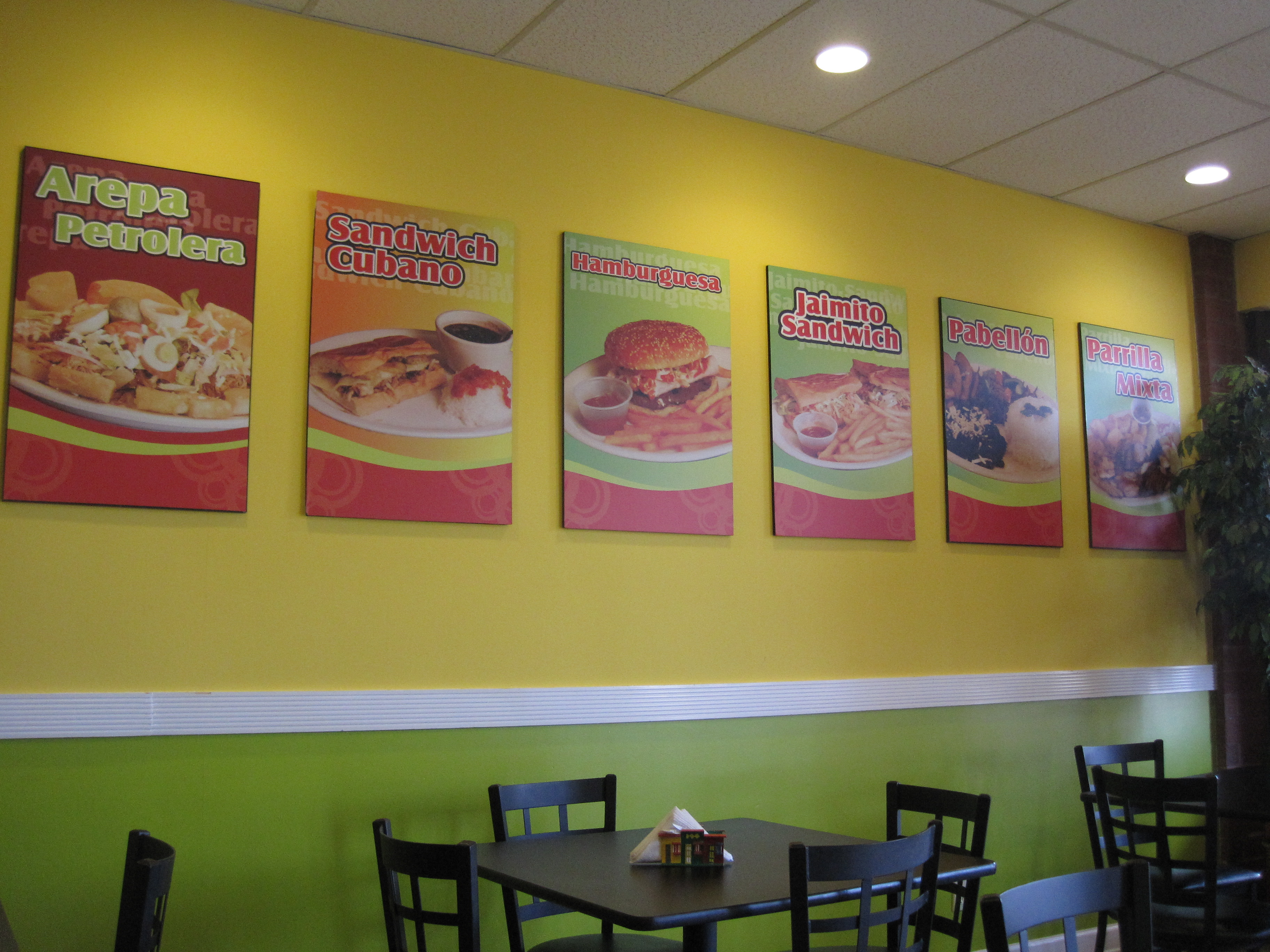 First Impressions | Food Near Snellville