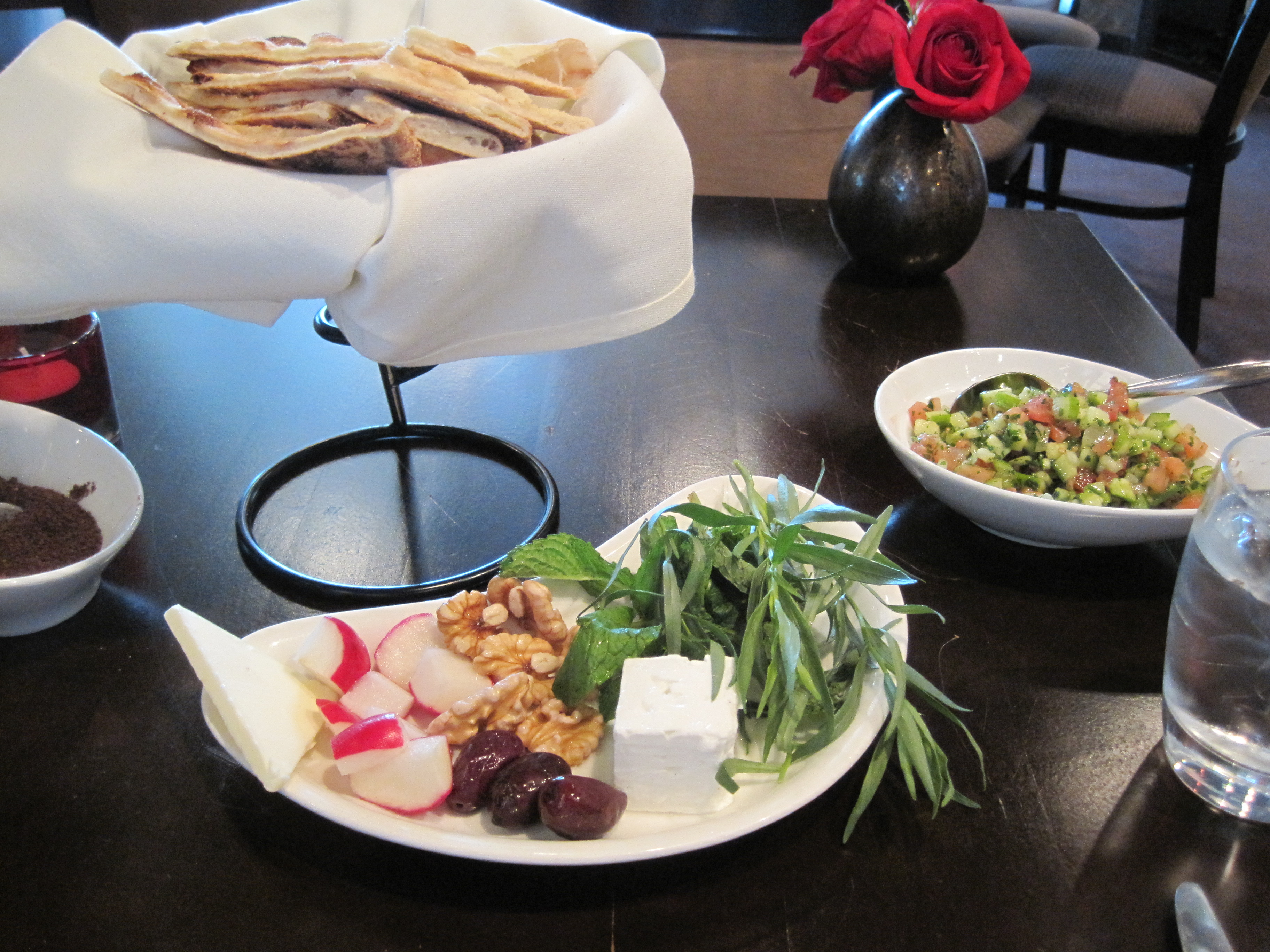good looking waiters offer excellent service seating is western style rumis kitchen - Rumis Kitchen Menu