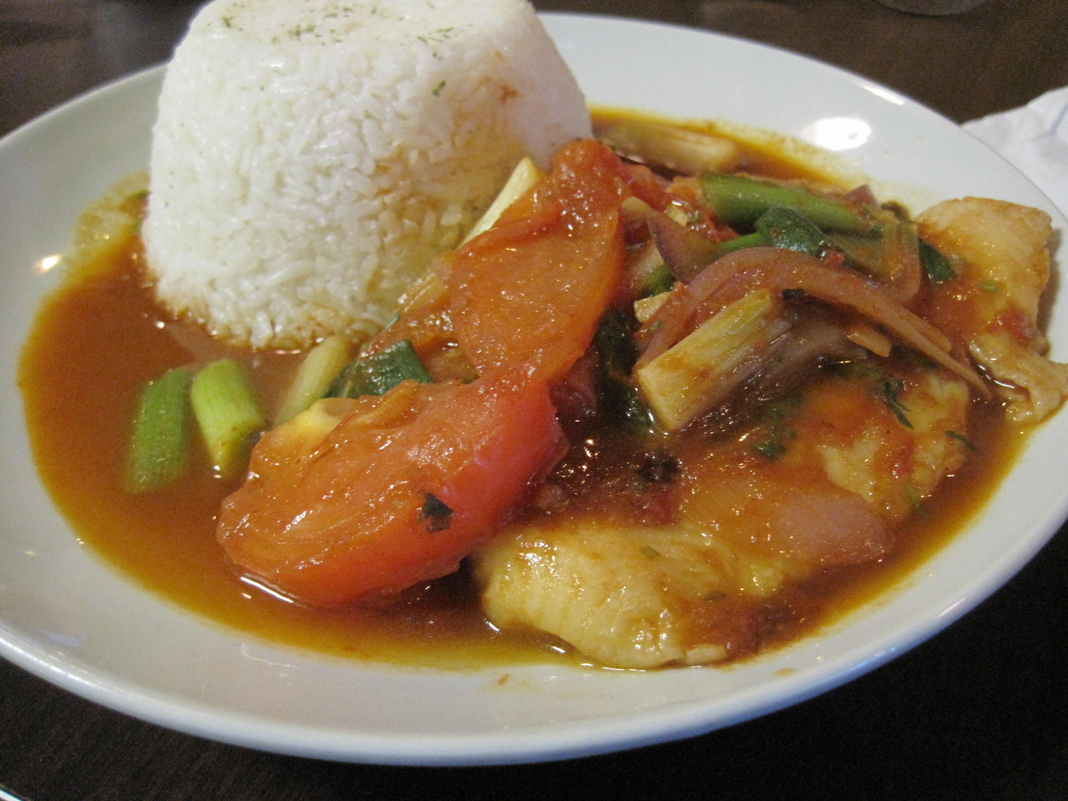 Peruvian Food Near