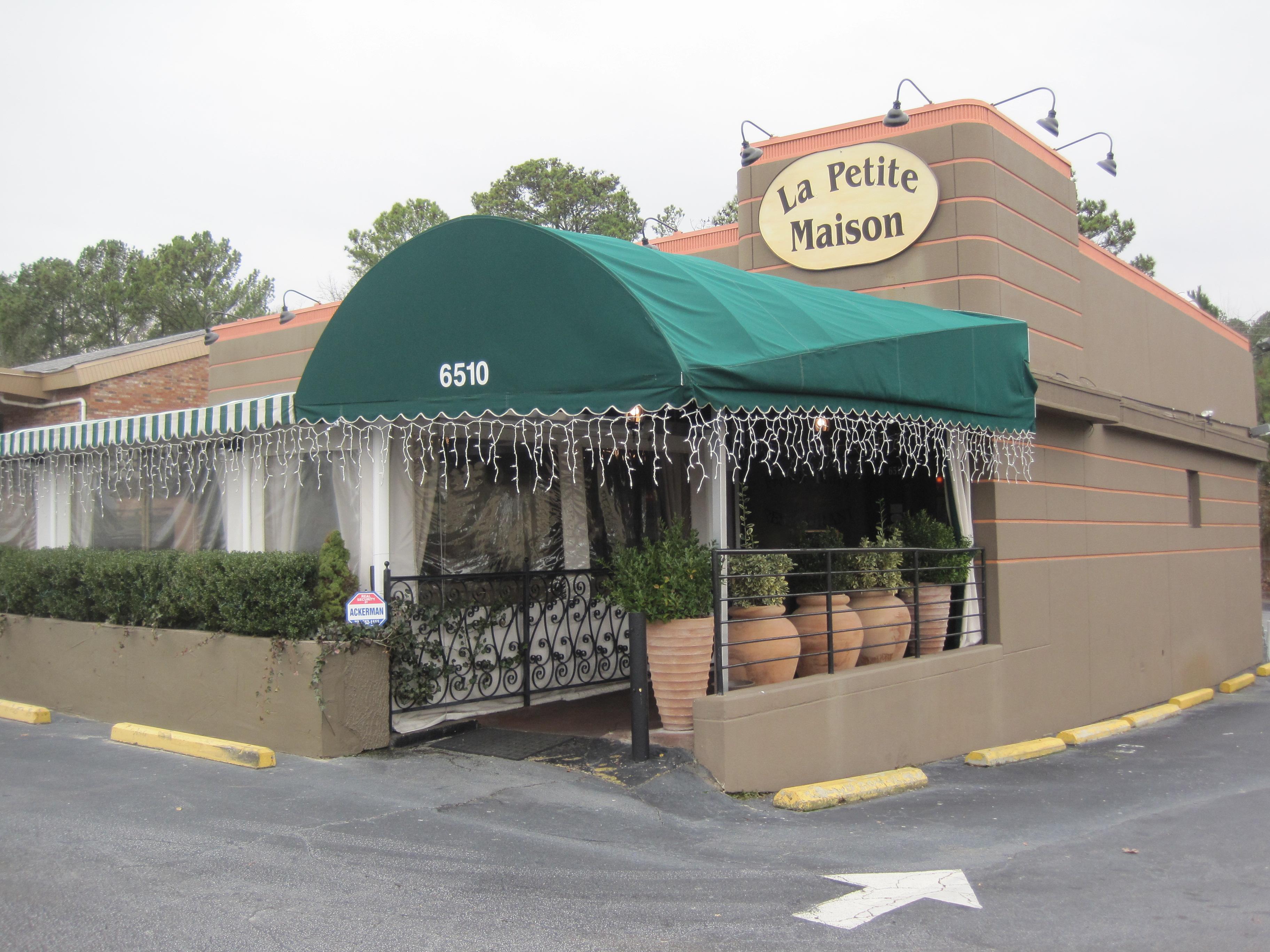 La Petite Maison Atlanta yugen at la petite maison, sandy springs ga | food near