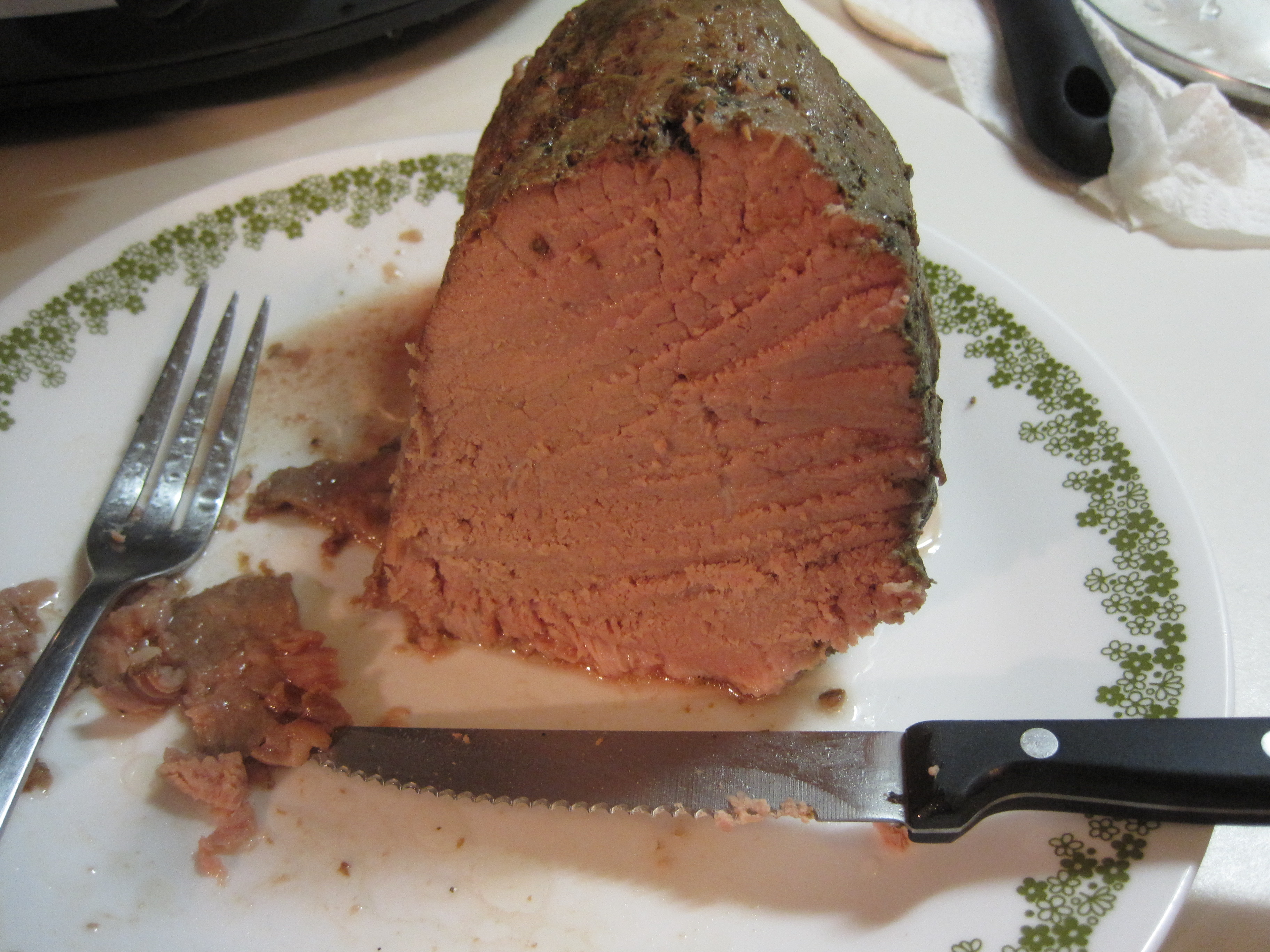 30 Hour Sous-Vide Eye Of Round Roast Recipe — Dishmaps