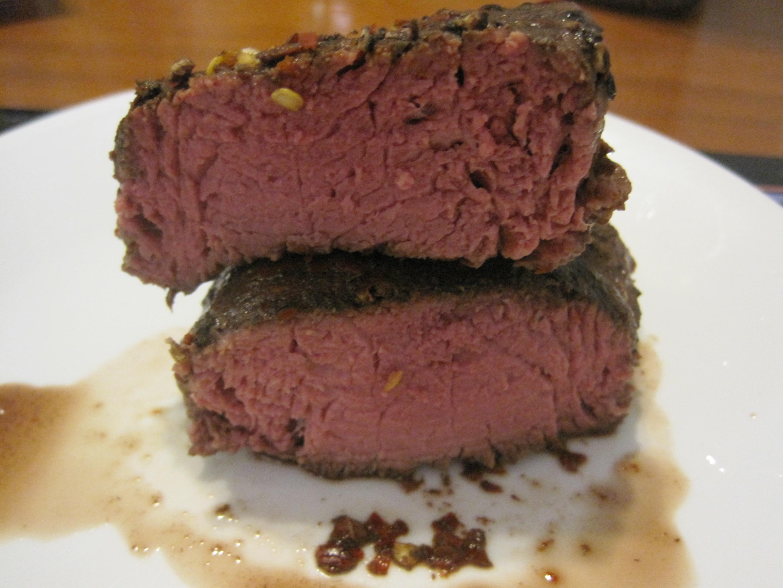 sirloin tip roast sous vide