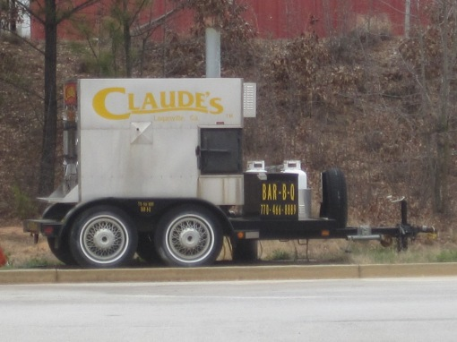 Claude's smoker: do they use it to its potential?