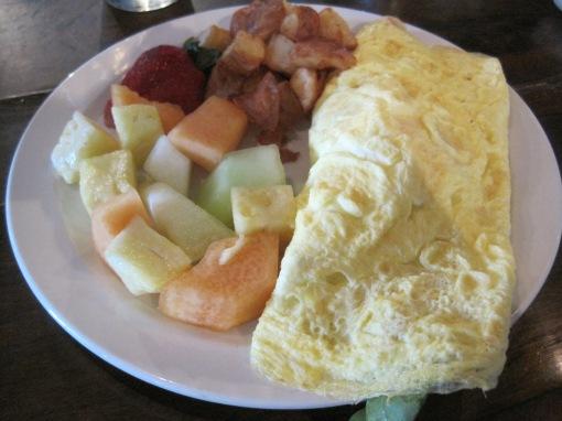 Mayme's Omelette.
