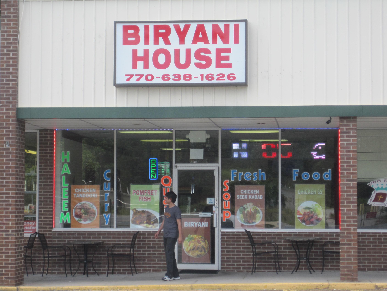 Indian Food Lilburn Ga